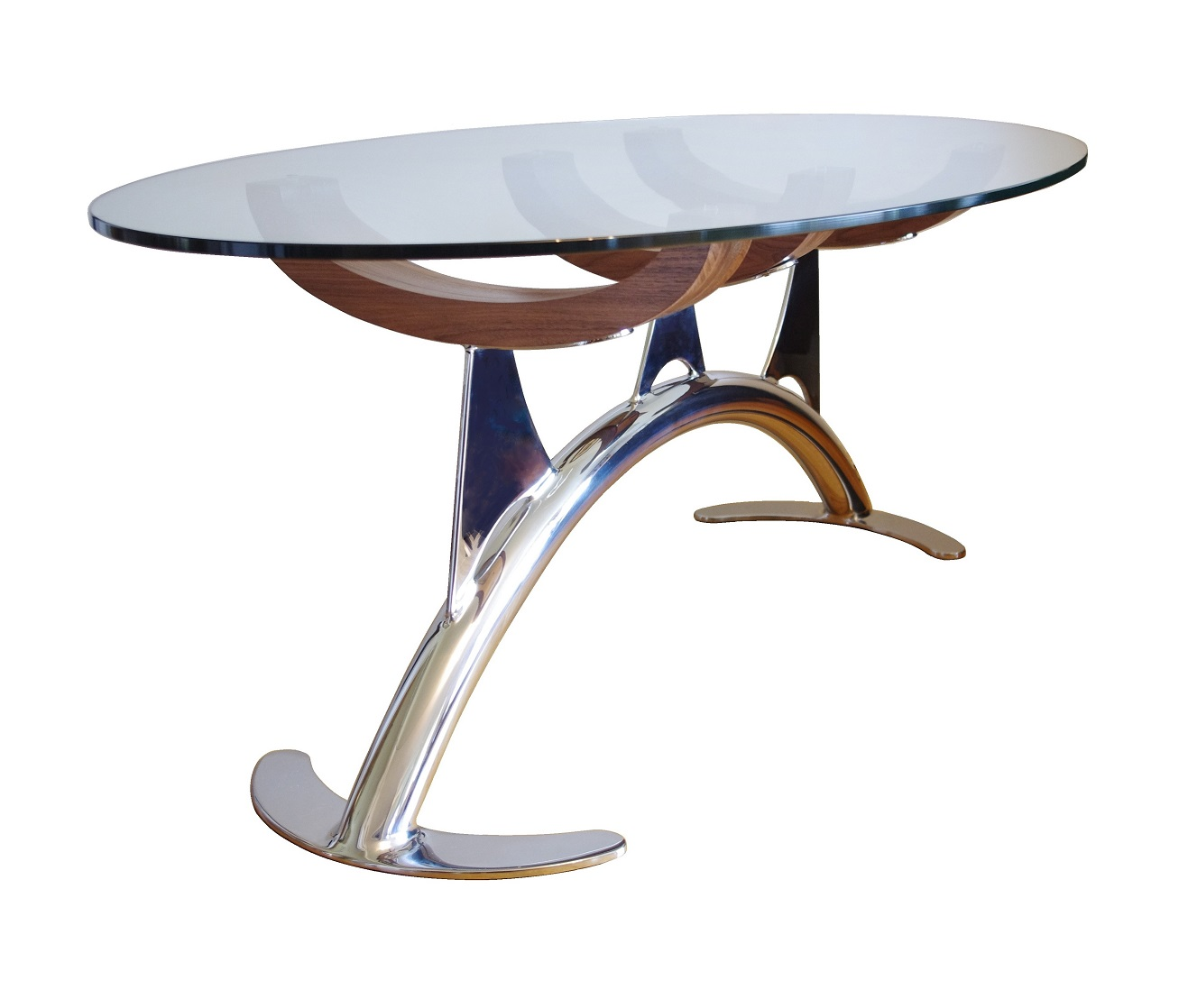 Glass Coffee Table Bespoke Modern Handmade Tables Chris Bose