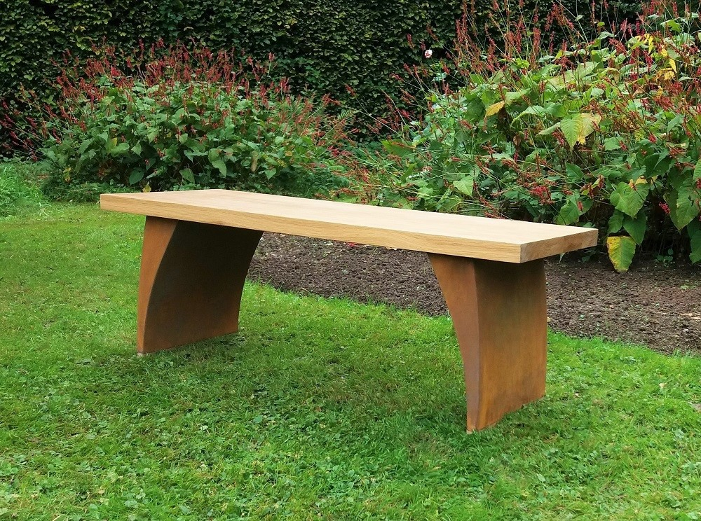Urban Garden Bench Contemporary Garden Furniture Chris Bose