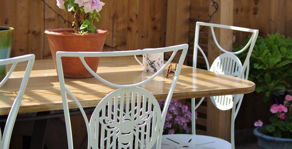garden furniture care